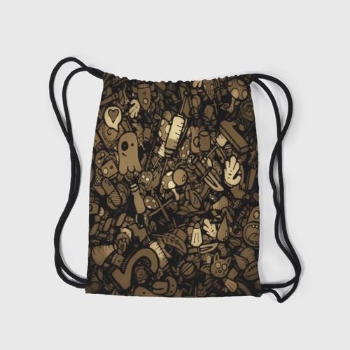 Рюкзак-мешок 3D  Фото 05, Стикеры