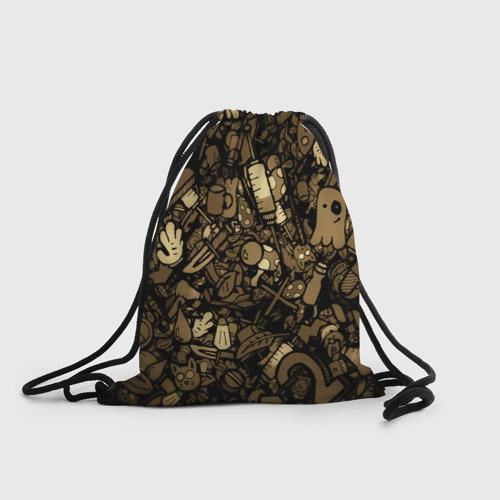 Рюкзак-мешок 3D  Фото 01, Стикеры