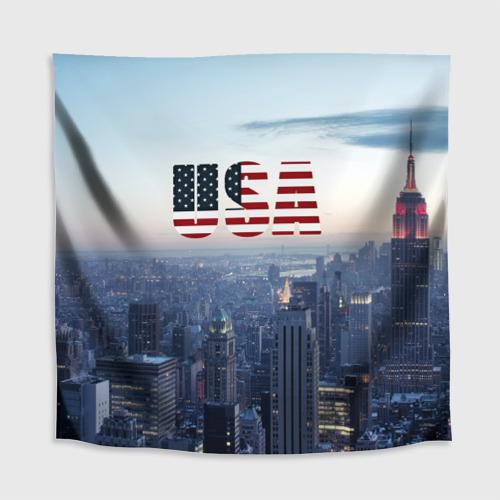 Скатерть 3D  Фото 02, Город New York