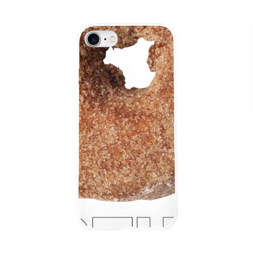 Чехол для Apple iPhone 8 силиконовый глянцевый  Фото 01, Не беспокоить