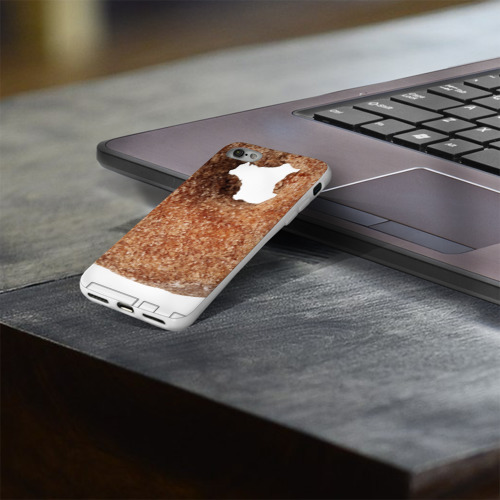 Чехол для Apple iPhone 8 силиконовый глянцевый  Фото 03, Не беспокоить