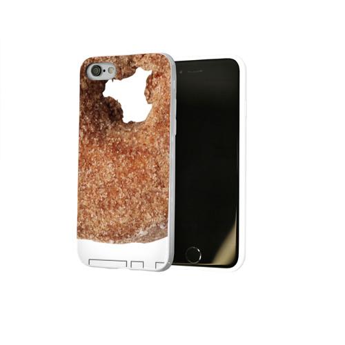 Чехол для Apple iPhone 8 силиконовый глянцевый  Фото 02, Не беспокоить
