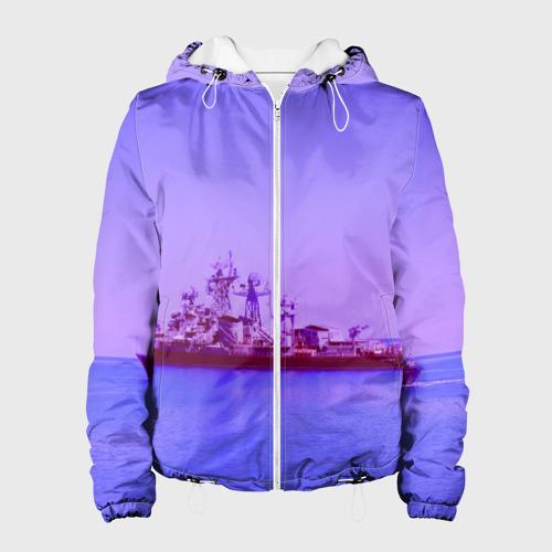 Женская куртка 3D  Фото 01, Сторожевой корабль