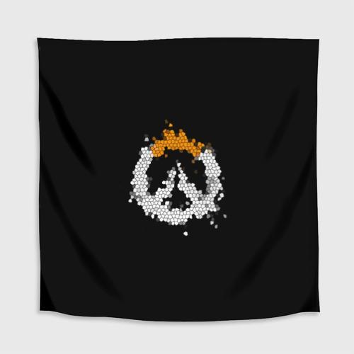Скатерть 3D Overwatch Logo (Краска-Витраж) Фото 01