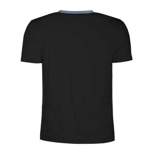 Мужская футболка 3D спортивная Overwatch Logo (Краска-Витраж) Фото 01