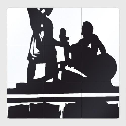 Магнитный плакат 3Х3 Нижний Новгород. Памятник