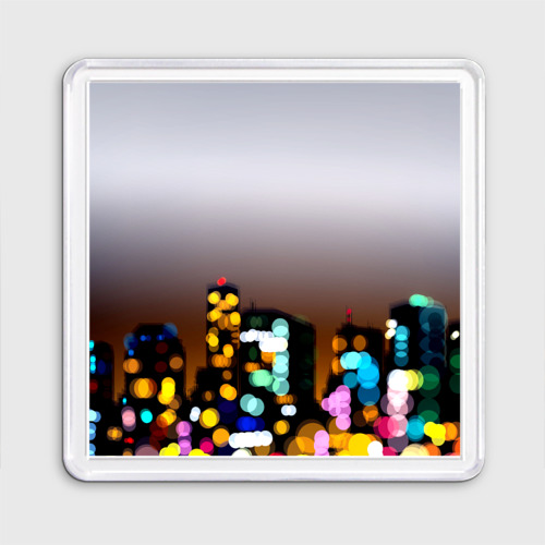 Городские огни