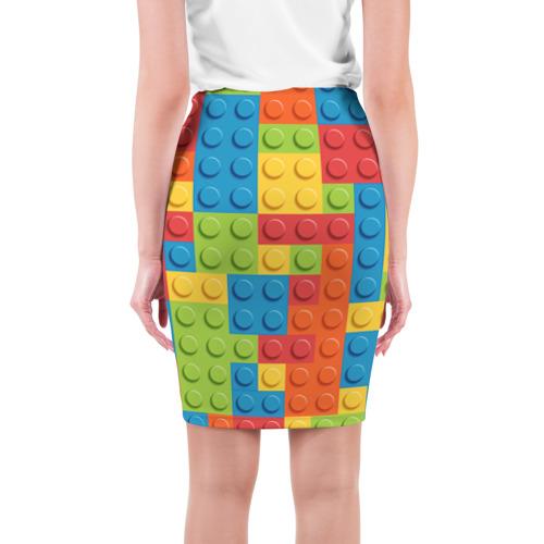 Юбка 3D  Фото 02, Лего