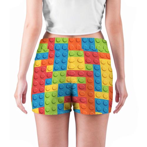 Женские шорты 3D  Фото 04, Лего