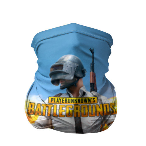 Бандана-труба 3D Playerunknown`s battlegrounds 1 Фото 01