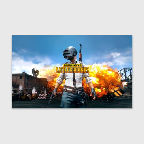 Бумага для упаковки 3D Playerunknown`s battlegrounds 1 Фото 01