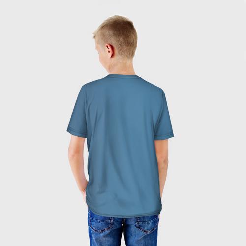 Playerunknown`s battlegrounds 1 (детская футболка 3d) вид 2