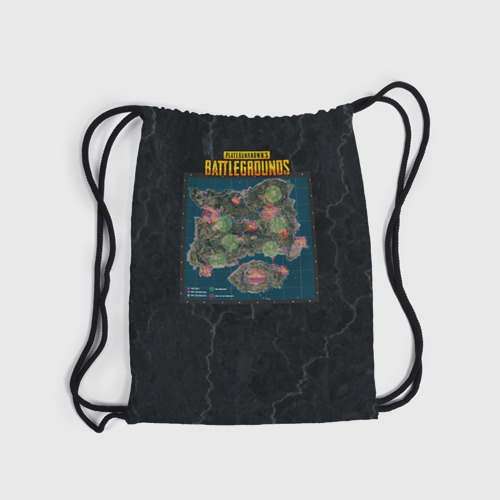 Рюкзак-мешок 3D Playerunknown`s battlegrounds 2 Фото 01