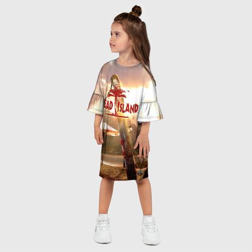 Детское платье 3D  Фото 03, Dead island 6