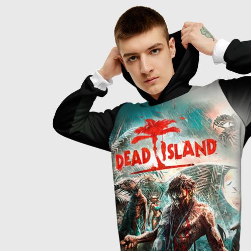 Мужская толстовка 3D  Фото 01, Dead island 8