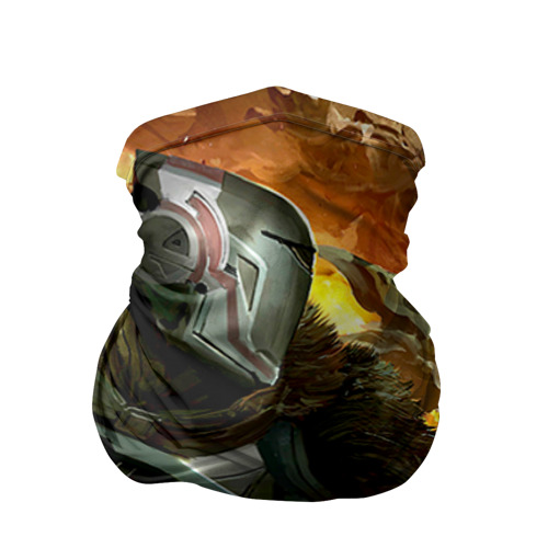 Бандана-труба 3D  Фото 01, Destiny 1