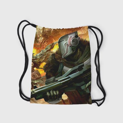 Рюкзак-мешок 3D  Фото 05, Destiny 1