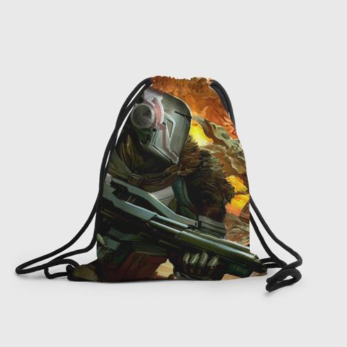 Рюкзак-мешок 3D  Фото 01, Destiny 1