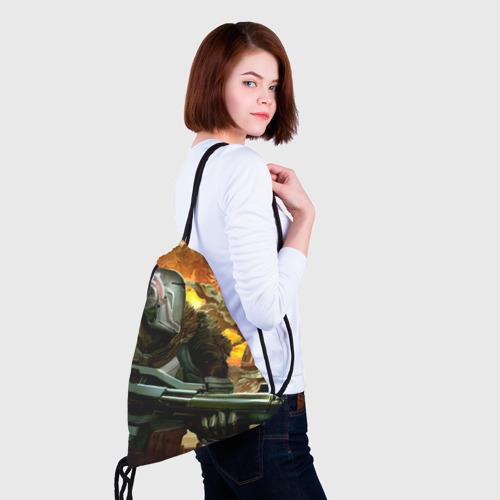 Рюкзак-мешок 3D  Фото 02, Destiny 1
