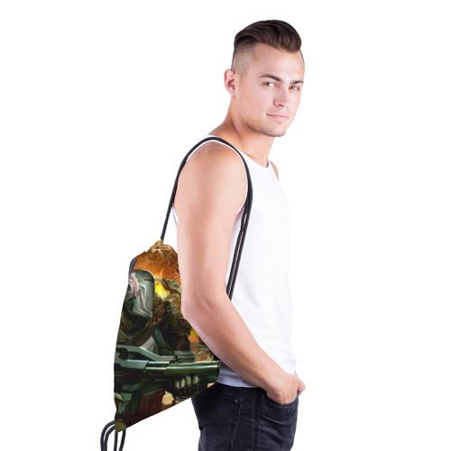 Рюкзак-мешок 3D  Фото 03, Destiny 1