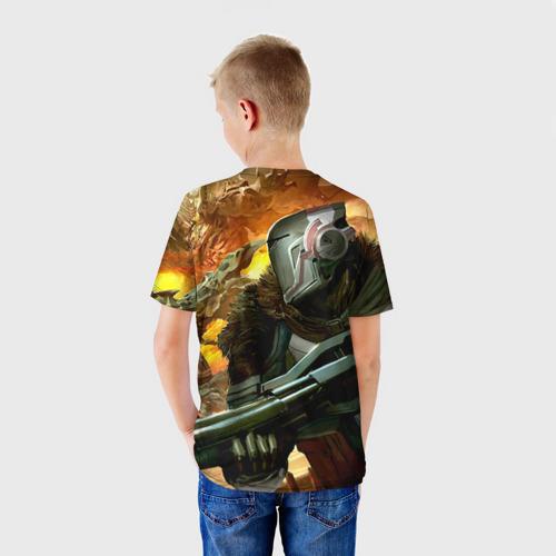 Детская футболка 3D Destiny 1 Фото 01