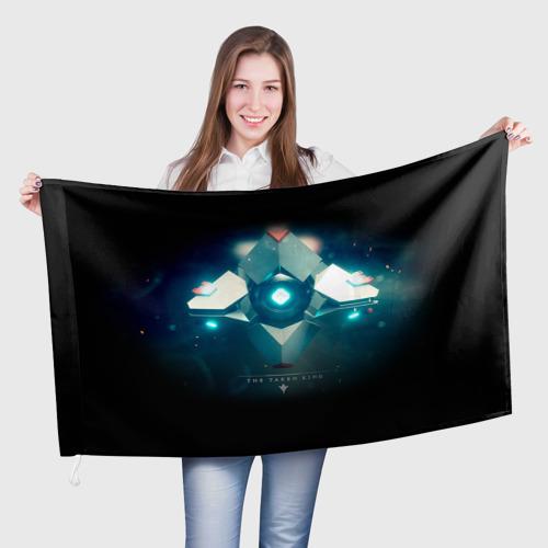 Флаг 3D Destiny 4 Фото 01