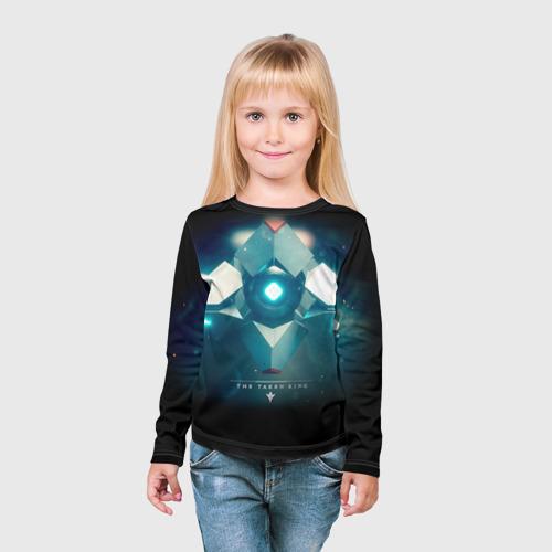 Детский лонгслив 3D Destiny 4 Фото 01