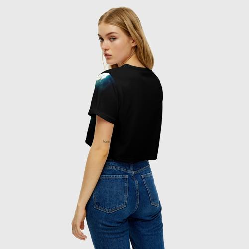 Женская футболка Crop-top 3D Destiny 4 Фото 01