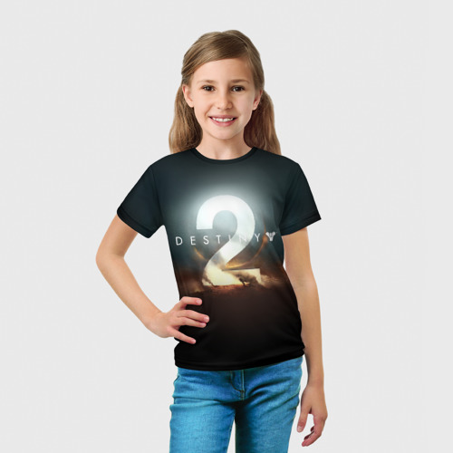 Детская футболка 3D Destiny 12 Фото 01