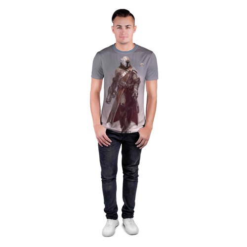 Мужская футболка 3D спортивная Destiny 14 Фото 01