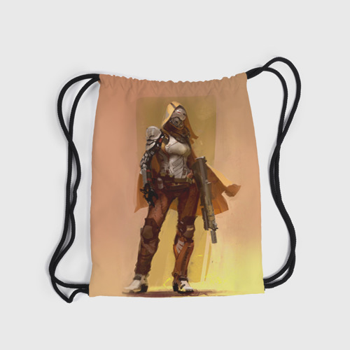 Рюкзак-мешок 3D  Фото 04, Destiny 15