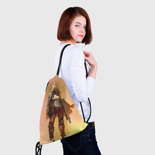 Рюкзак-мешок 3D  Фото 02, Destiny 15