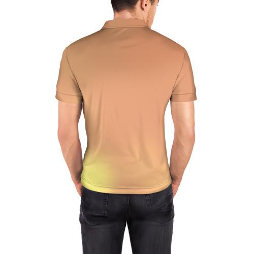 Мужская рубашка поло 3D Destiny 15 Фото 01