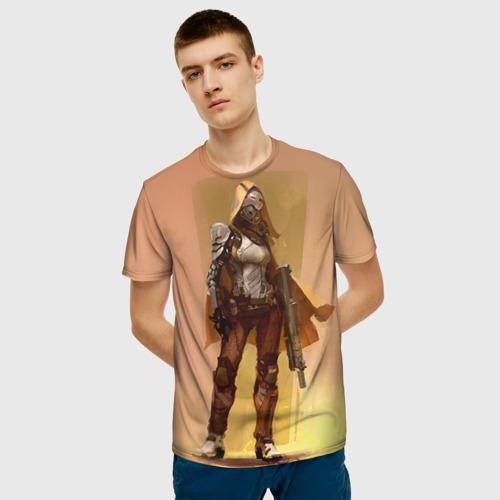 Мужская футболка 3D  Фото 03, Destiny 15