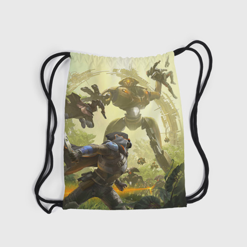 Рюкзак-мешок 3D  Фото 04, Destiny 16