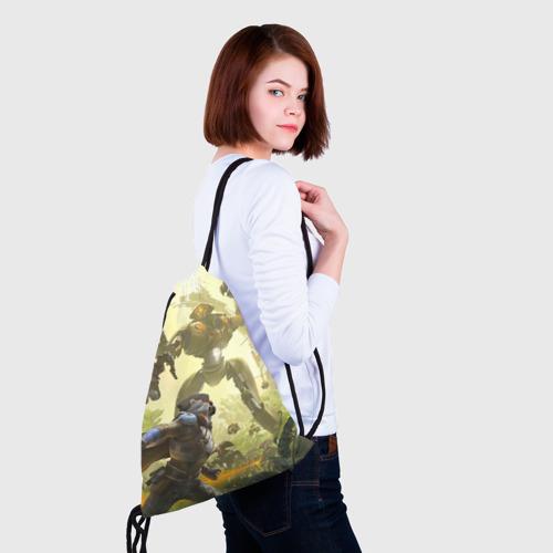 Рюкзак-мешок 3D  Фото 02, Destiny 16