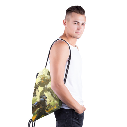 Рюкзак-мешок 3D  Фото 03, Destiny 16