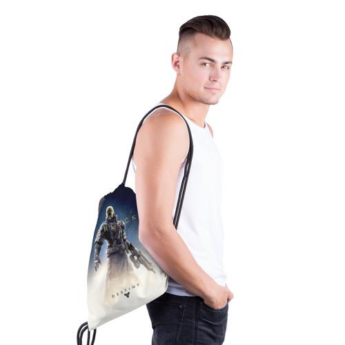 Рюкзак-мешок 3D  Фото 03, Destiny 19