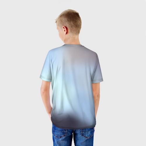 Детская футболка 3D  Фото 02, HZD 4