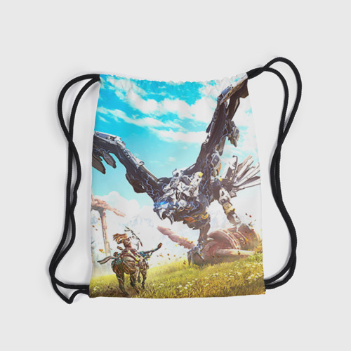 Рюкзак-мешок 3D  Фото 04, HZD 7