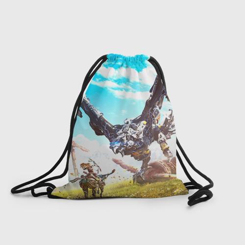 Рюкзак-мешок 3D  Фото 01, HZD 7