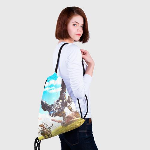 Рюкзак-мешок 3D  Фото 02, HZD 7