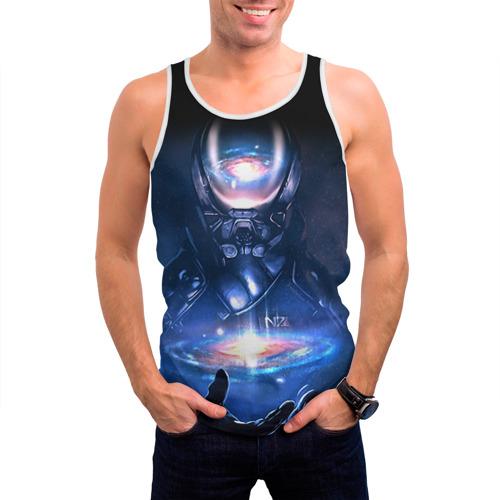 Мужская майка 3D  Фото 03, ME Andromeda 3