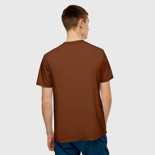 Мужская футболка 3D Вивек