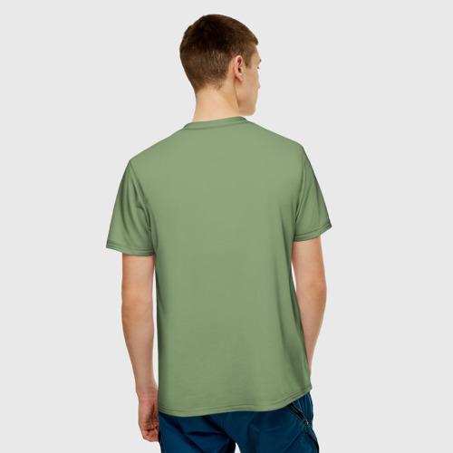 Мужская футболка 3D  Фото 02, TES 1