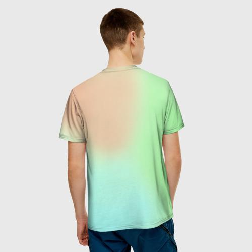 Мужская футболка 3D  Фото 02, TES 2