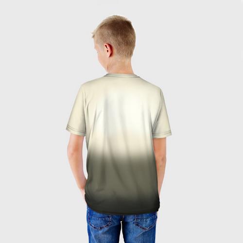 Детская футболка 3D  Фото 02, TES 3