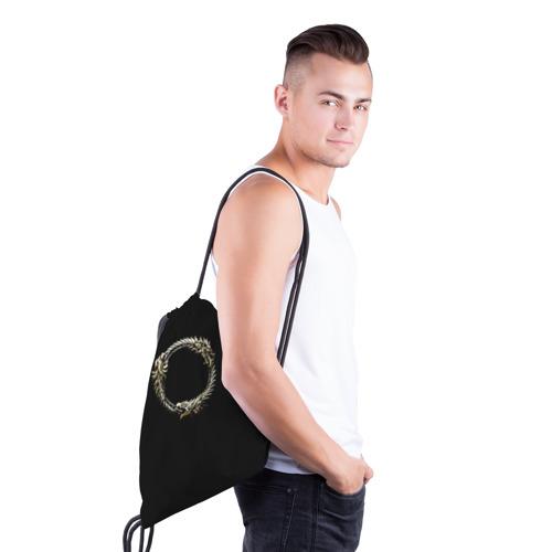 Рюкзак-мешок 3D  Фото 03, TES 8