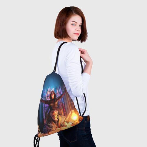 Рюкзак-мешок 3D  Фото 02, TES 9