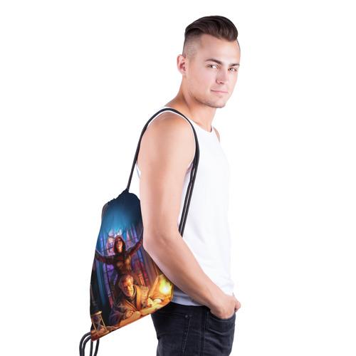 Рюкзак-мешок 3D  Фото 03, TES 9